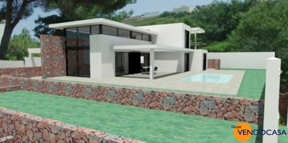 Beautiful modern newly built villa in Verde Pino i