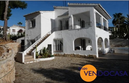 Renovated Villa in Moraira
