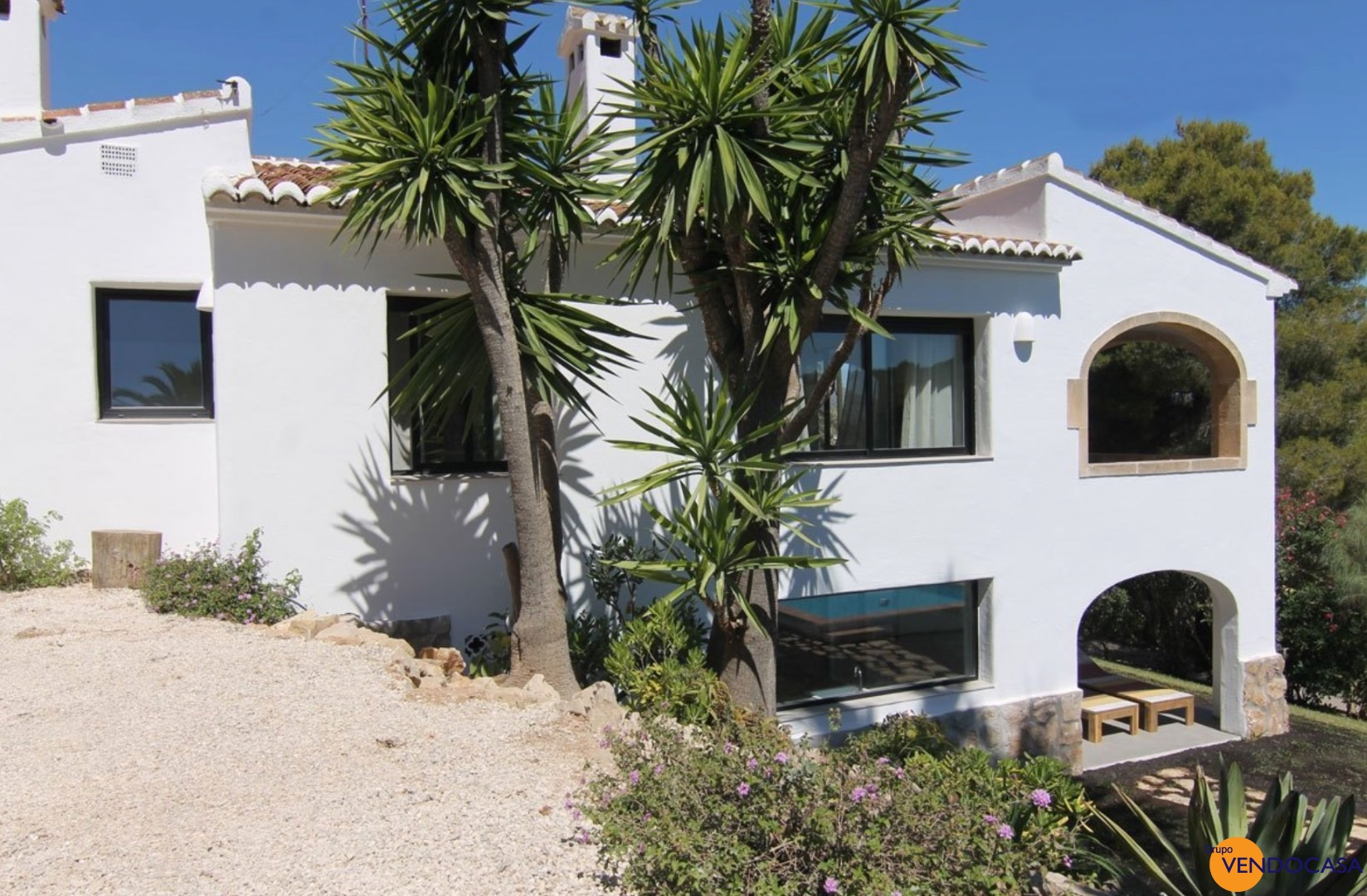 Romantic Villa in Javea