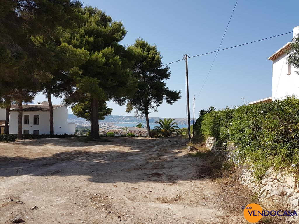 Plot with Sea View