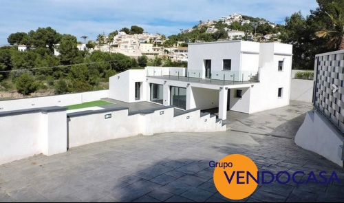 Completely renovated Villa in Moraira