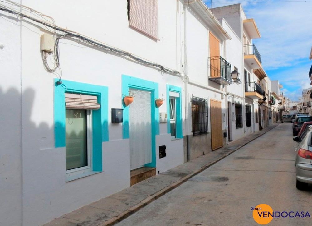 5 bedroom townhouse Javea Old town