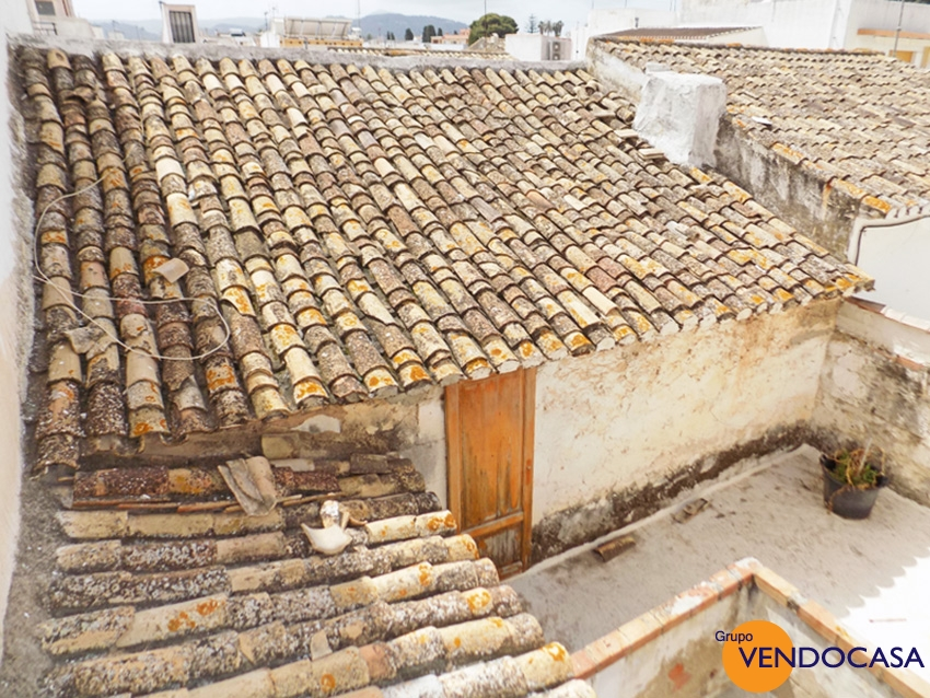 Townhouse in historic center of Javea