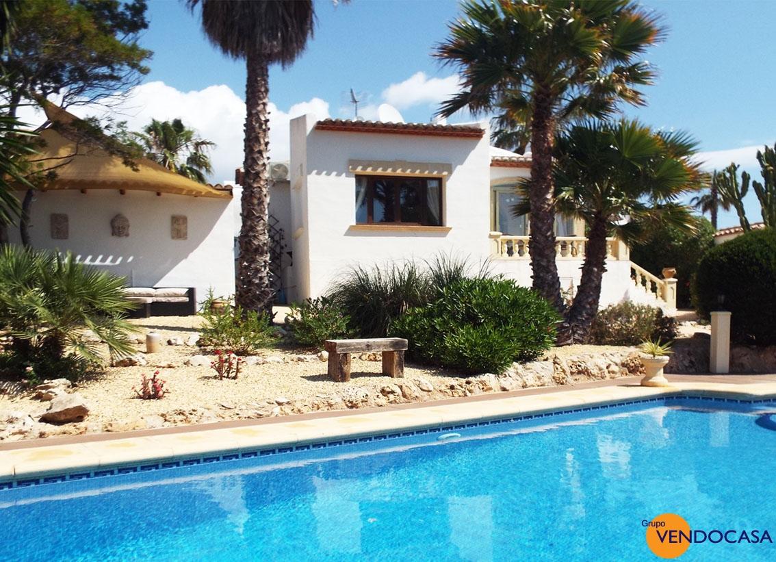 Nice mediterranean style villa at Pinosol