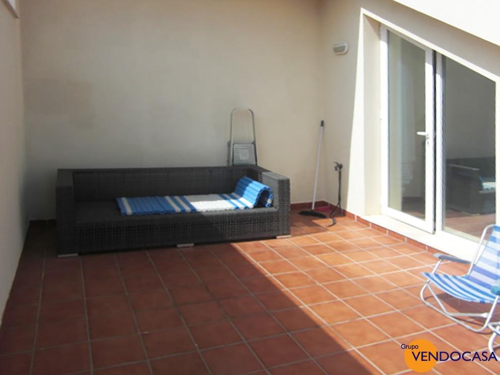 Superb penthouse close to Javea port