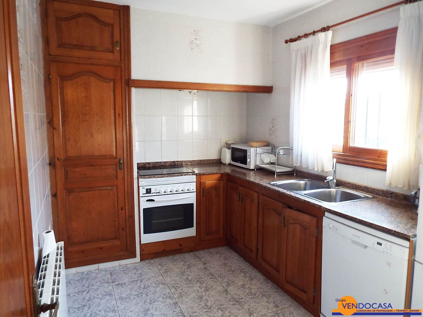 for rent - villa in urb Toscal