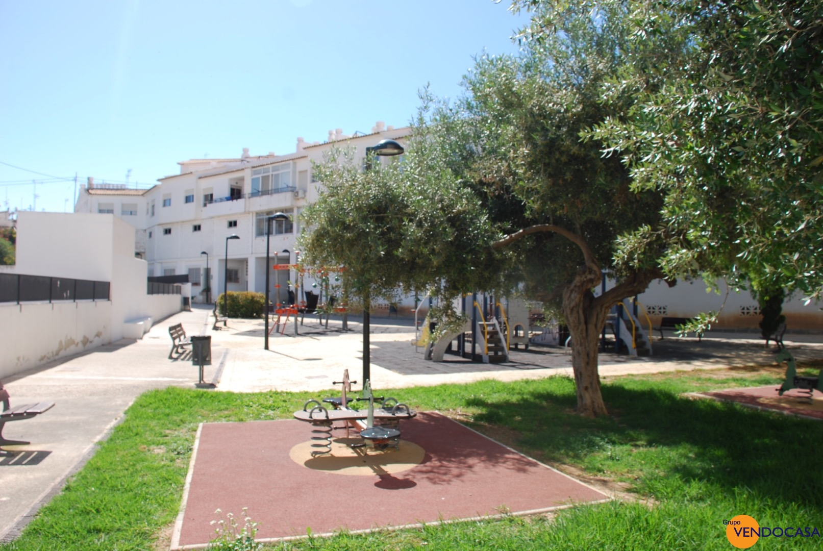 Apaertment at the center of Altea
