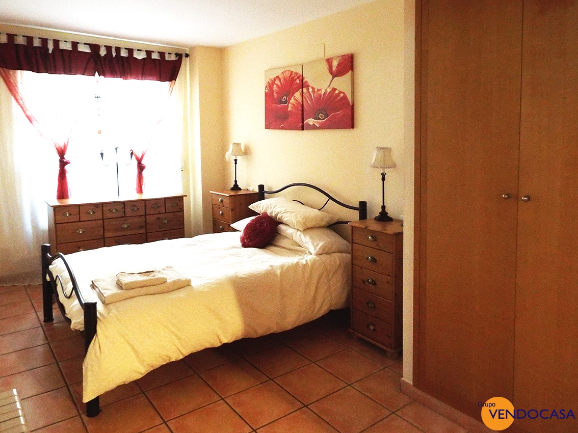 Superb grondfloor apartment Javea