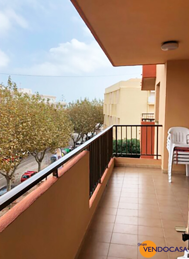 Apartment at 50m. to Arenal beach