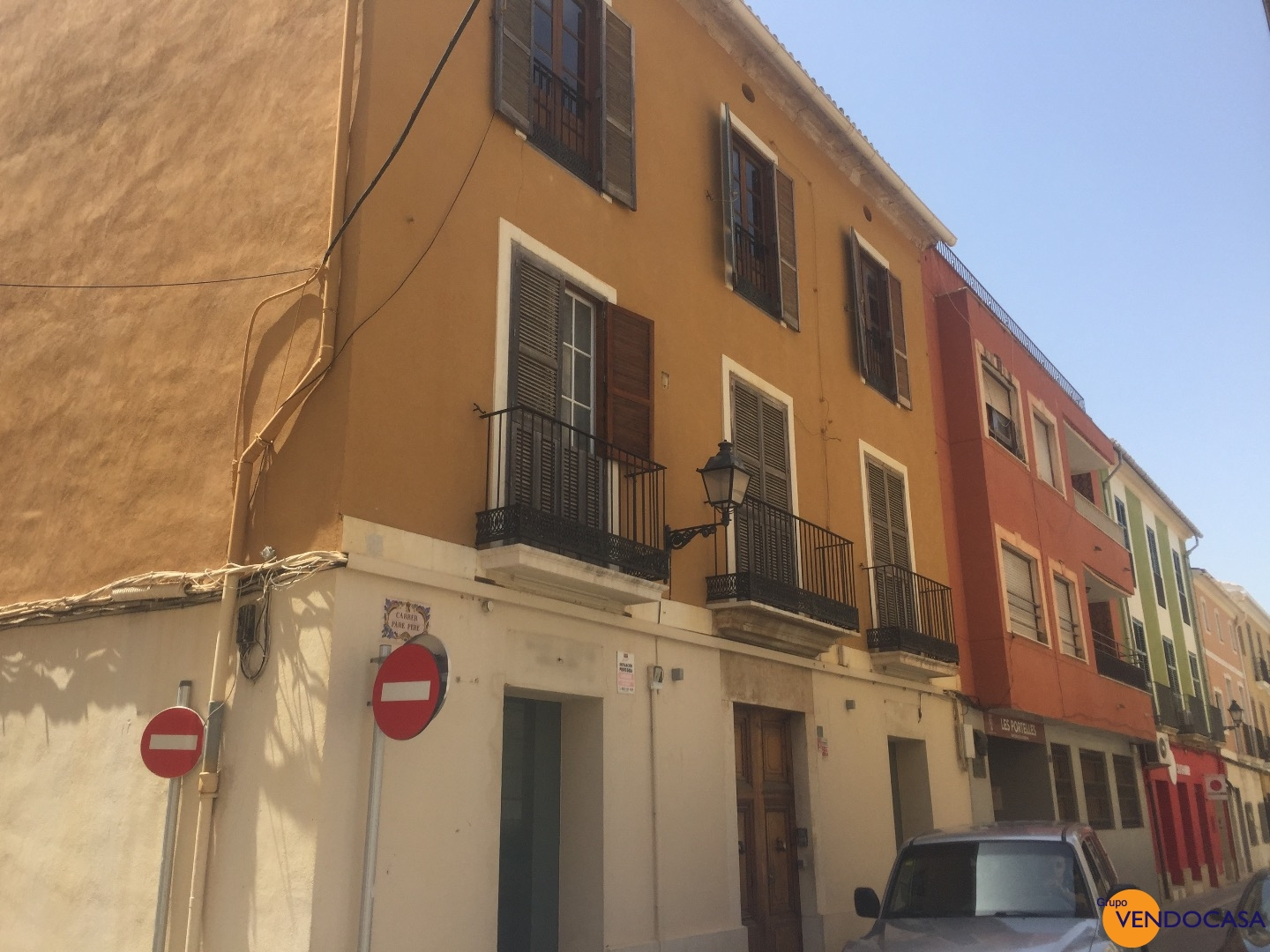 Nostalgic Flat in Old City of Denia