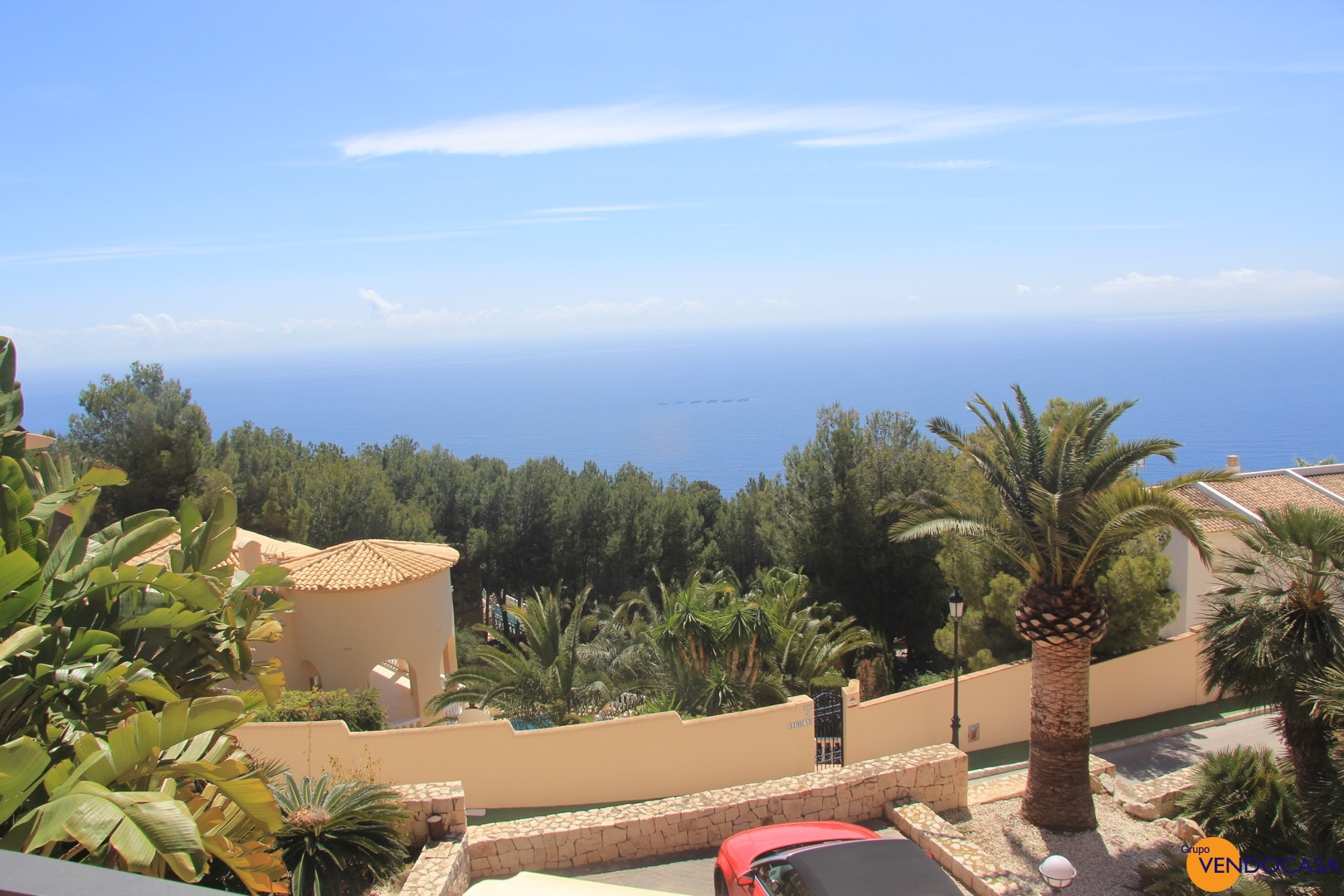 Very luxury villa at ALTEA HILLS
