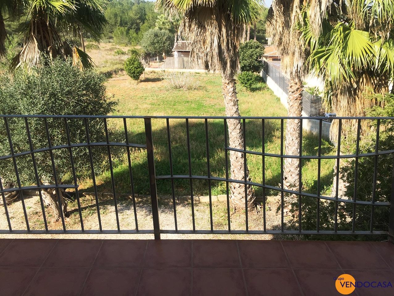Great villa on a large plot