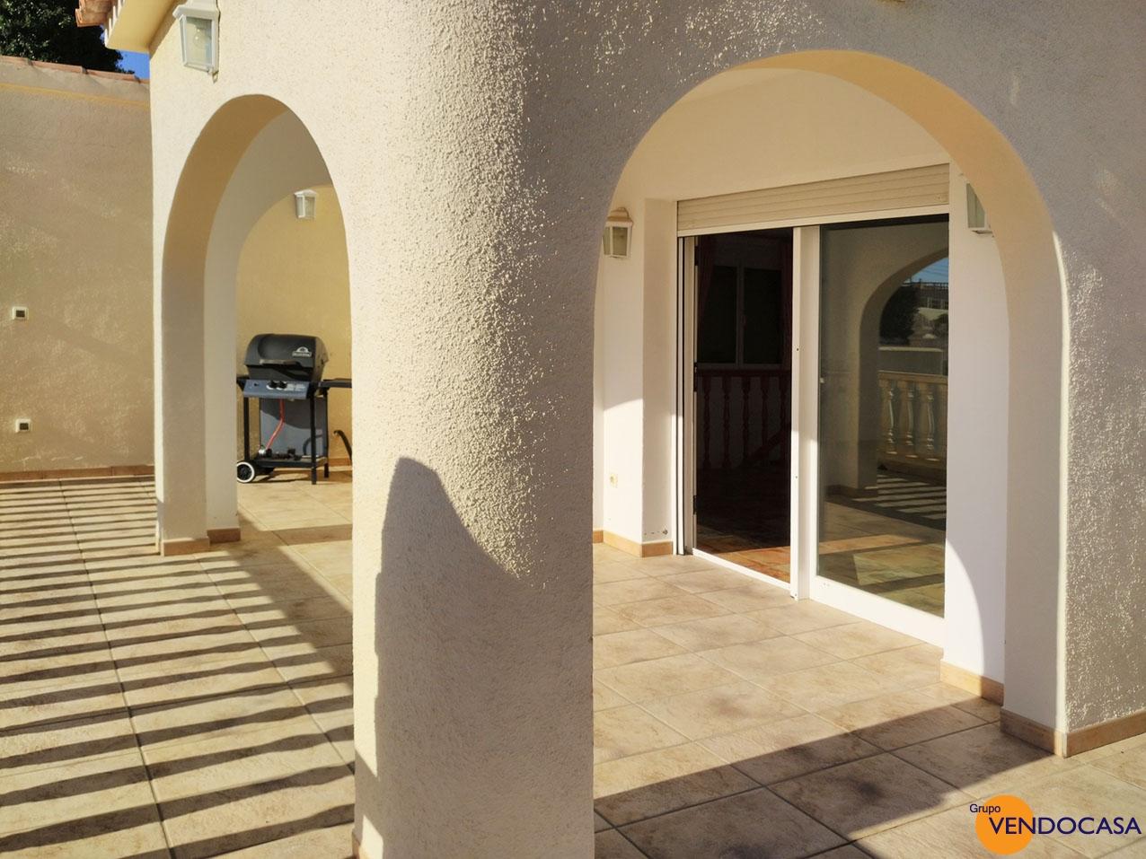 Magnificent 3 bedroom villa at Moraira