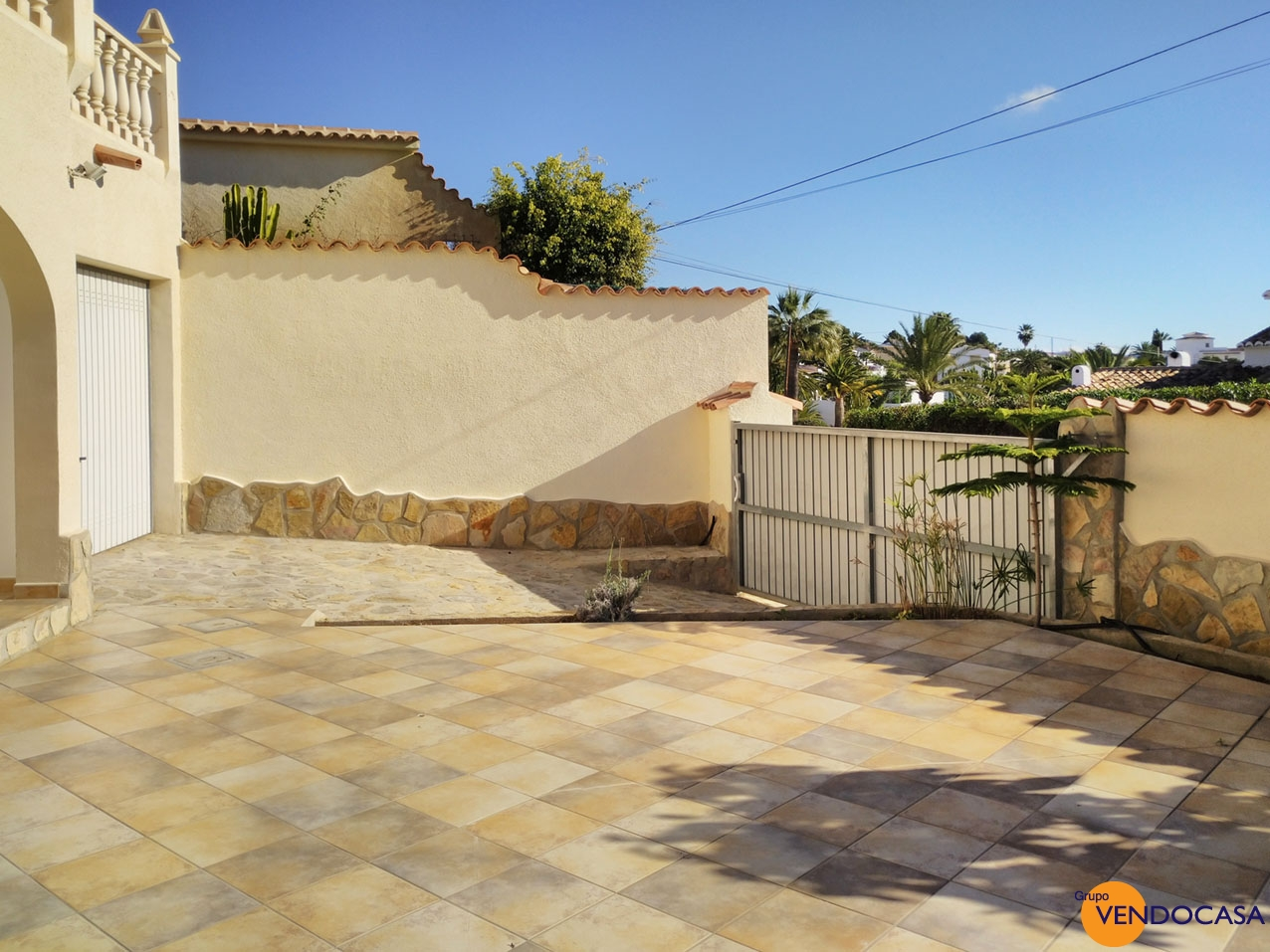 Magnificent 3 bedroom villa at Moraira