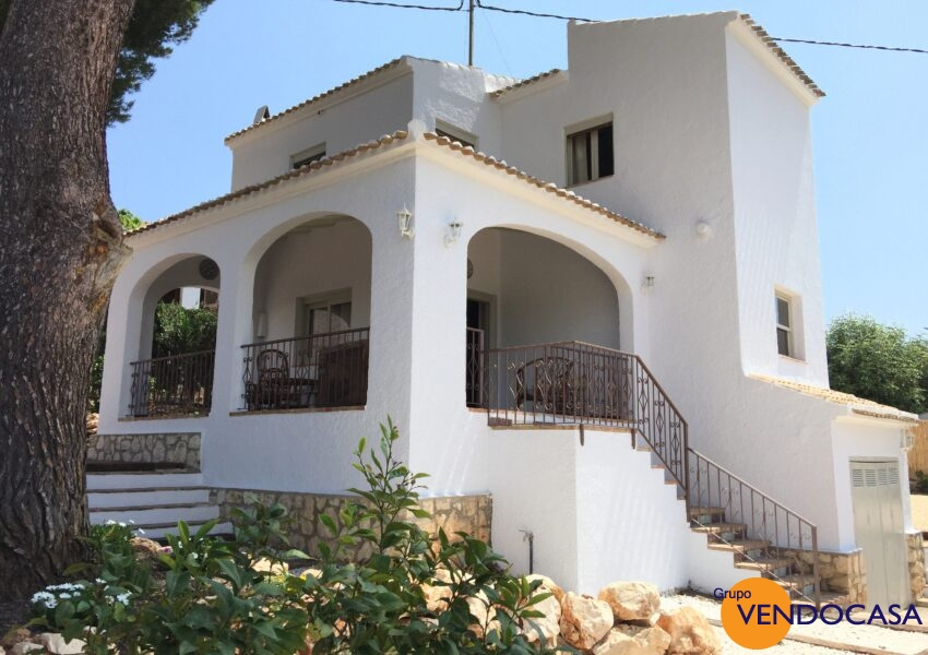 Nice villa close to Arenal beach