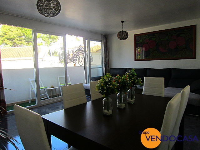 Nice apartment at Altea beach