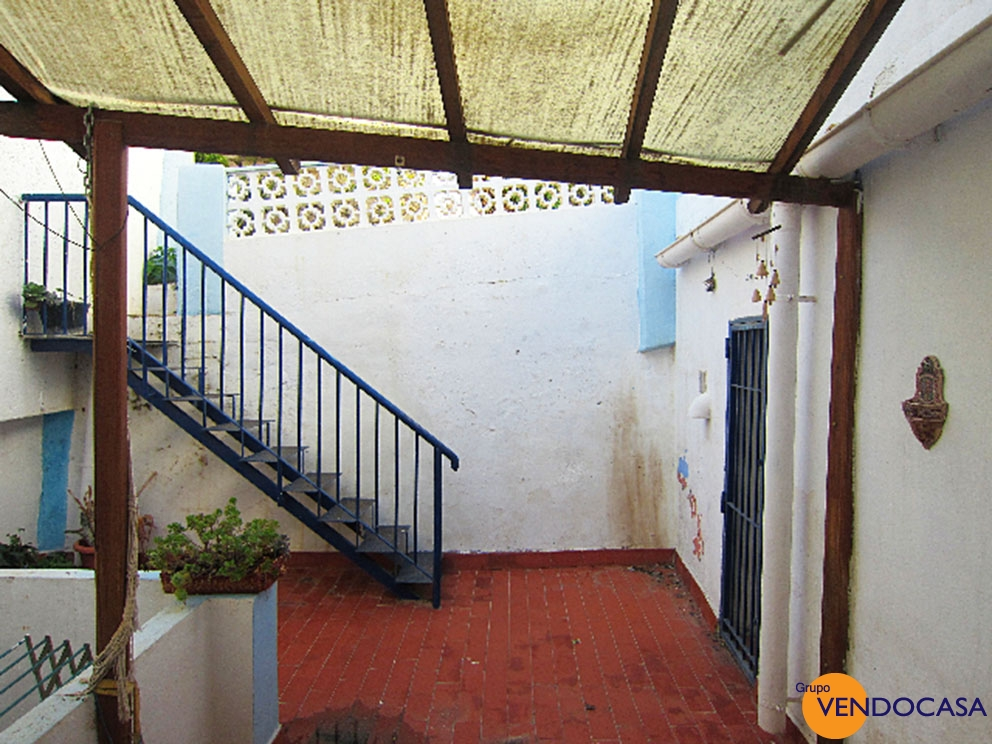 Superb townhouse at the historic center of Altea