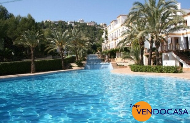 Modern apartment at Golf resort la sella
