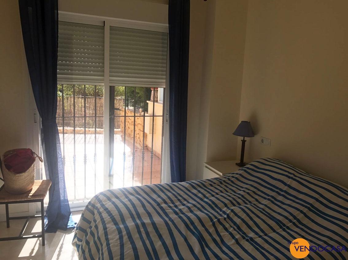 Suprb ground floor apartment at Isla de Altea