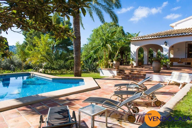 Mediterranean style villa, PRICE REDUCTION