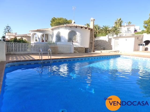 Charming villa at balcon al mar