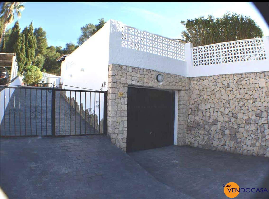Totaly reformed villa in Moraira
