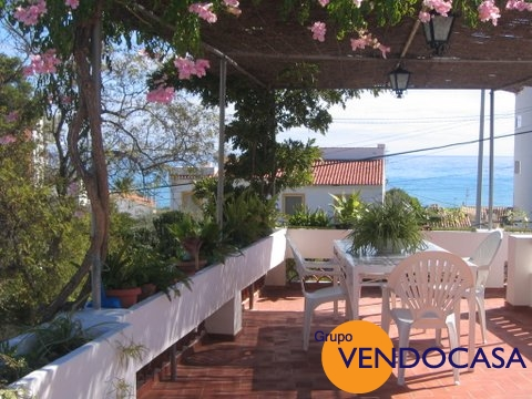 Nice 3 bedroom townhouse at 50 mtrs to the sea