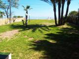 Frontline villa with superb sea view