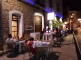 Luxury restaurant at the old town