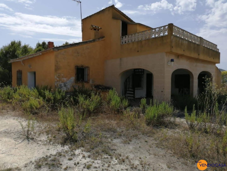 Villa to reform at Benitachell