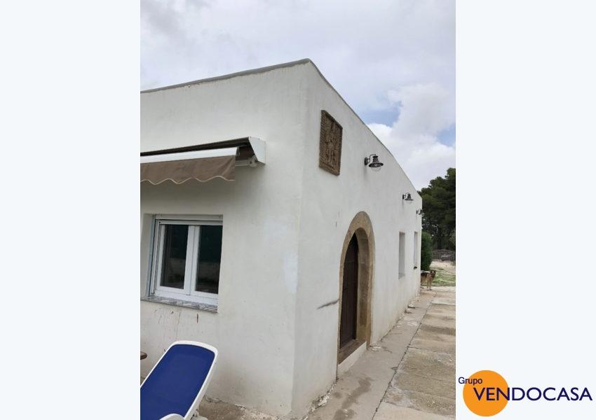 Totaly reformed Ibiza style villa