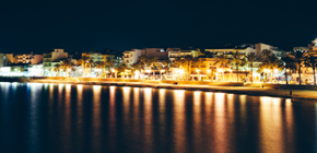 Javea information and town Arenal